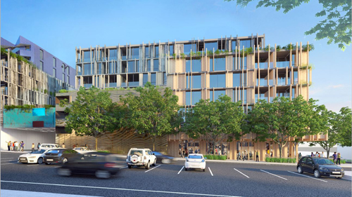 WEST MELBOURNE | West End - 185 Rosslyn Street | Multiple buildings | Mixed Use